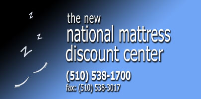 bay area mattress discount store